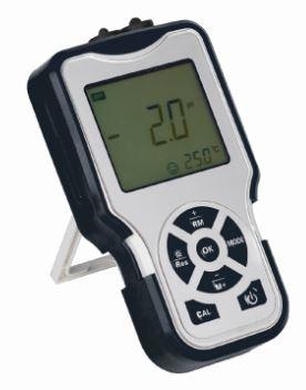 pH/Conductivity Meter