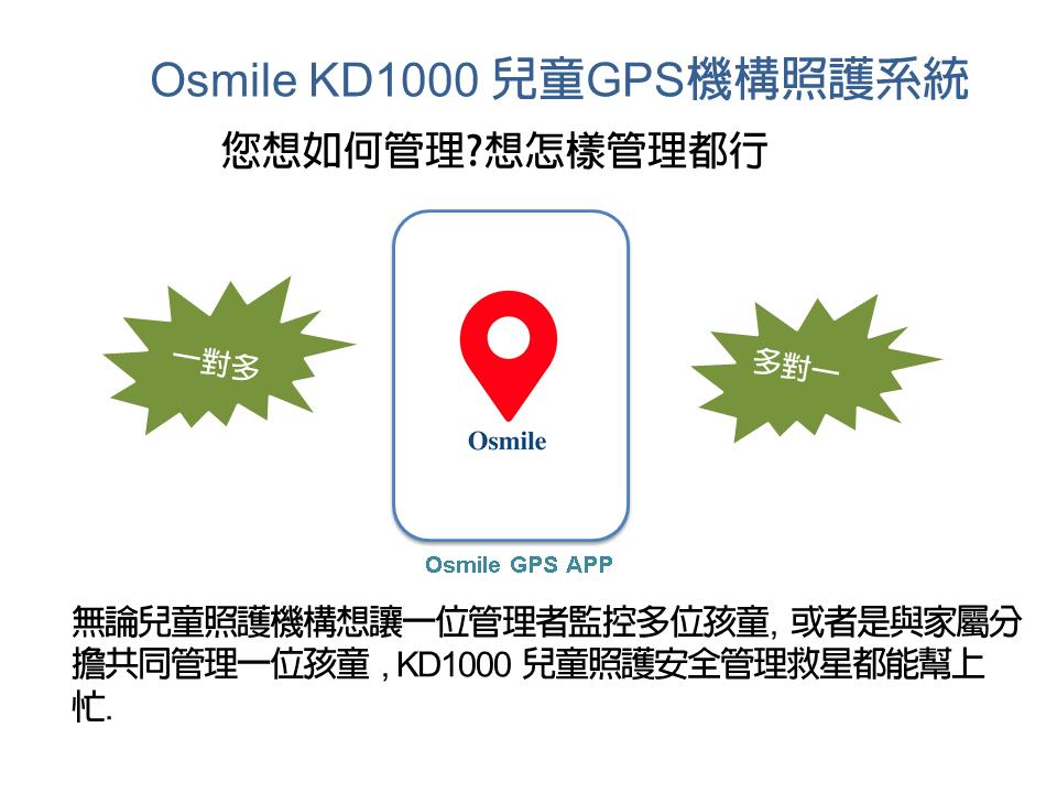 Osmile KD1000 GPS兒童定位手錶-6