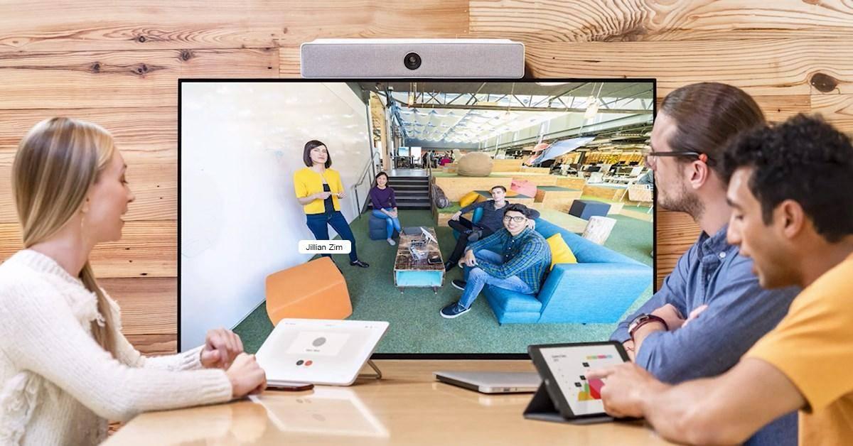 科技龍頭世界研討會的替代方案視訊會議Webex