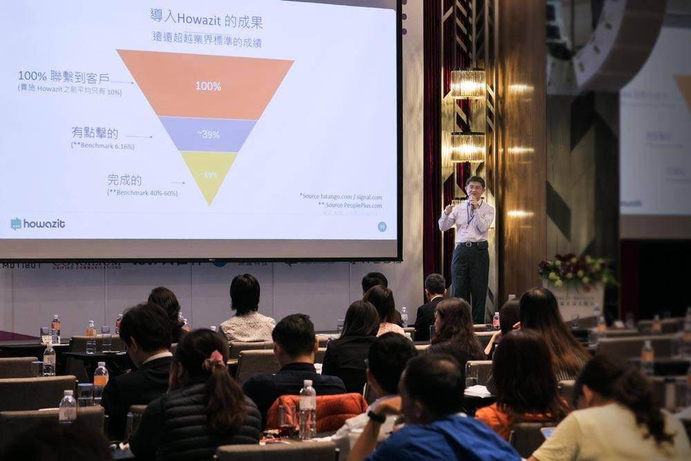 瑛聲科技x以色列Howazit-共創行銷與服務自動化-解決客戶關係問題