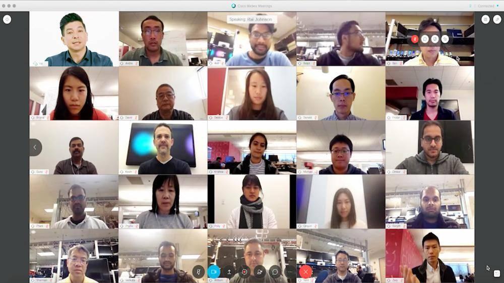 愉快的會議體驗-webex視訊會議簡易操作愉快開會