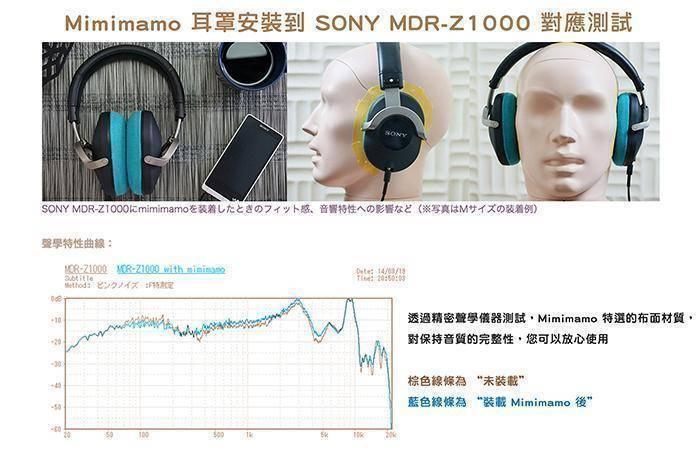 【音樂趨勢】mimimamo 日本原裝進口 超彈性耳機保護套 耳罩式耳機保護 原廠正品 M號 (新色到貨)
