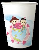 9oz廣告杯印刷