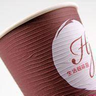 12oz廣告杯印刷