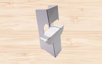 紙腳架-優聯創意設計印刷有限公司
