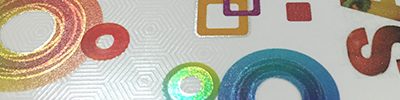 彩鑽貼紙:合成塑膠貼紙材質,霧面效果抗水性佳,UV冷燙可呈現細緻更具有變化的層次的印刷效果。底紙較厚不需背刀,即可方便分離面紙與底紙