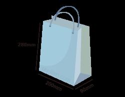 加厚菊對紙袋訂製