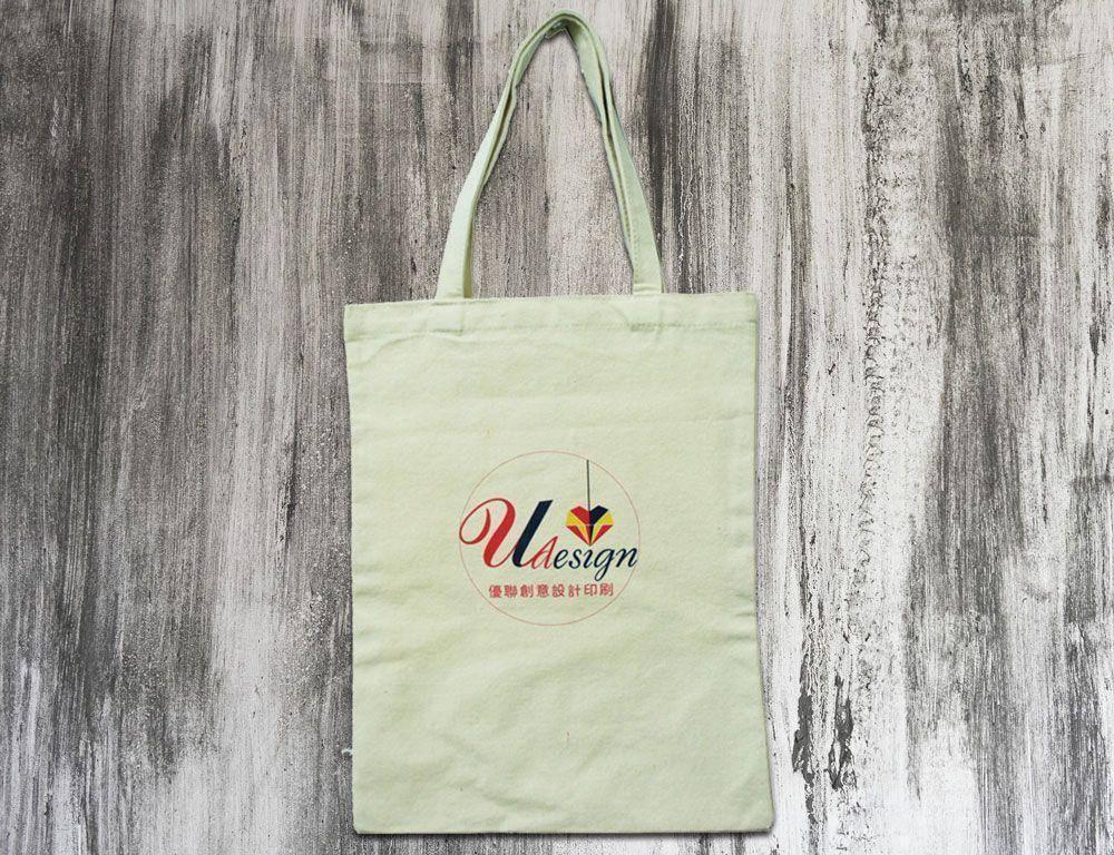 橫式環保帆布提袋-優聯創意設計印刷有限公司