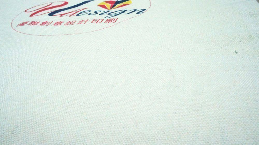 環保帆布提袋近照-優聯創意設計印刷有限公司