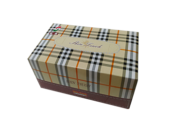 長方面紙盒規格說明