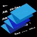 常見各式廣告DM傳單摺法介紹-彈簧六摺